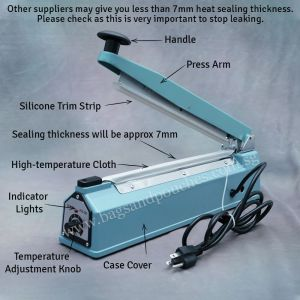 Heat Sealing Machine (7mm Sealing Thickness)